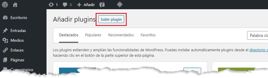 Añadir Plugin De Femora Compress